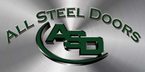 All Steel Doors logo